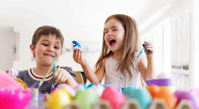 Сімейні ігри з дітьми вдома