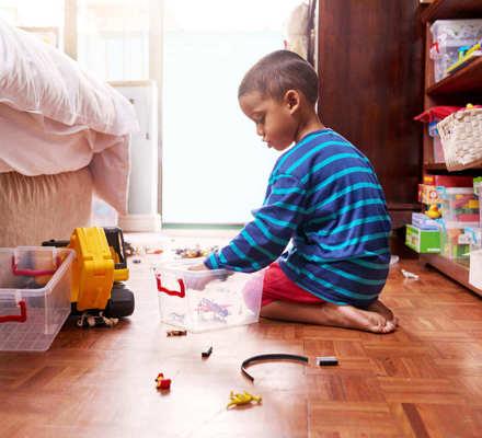 Idei de organizare pentru o casă curată