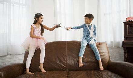 Kako čistiti omiljeni kožni kauč