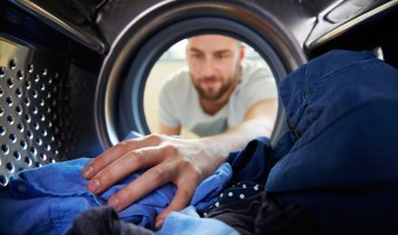 Как да почистите пералнята в 5 стъпки