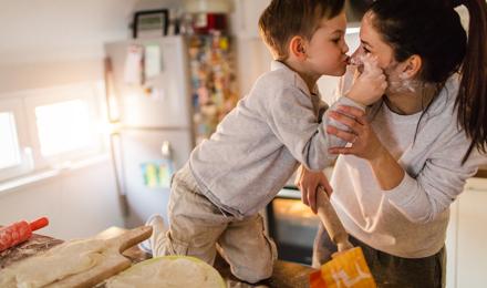 Kako napraviti slano tijesto za djecu