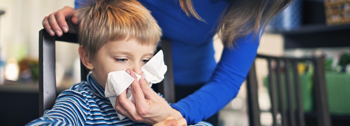 5 начина да се избавим от течащ нос в домашни условия