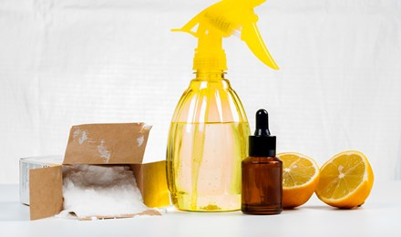 6 prirodnih proizvoda za čišćenje (ne dezinfekciju) kuće