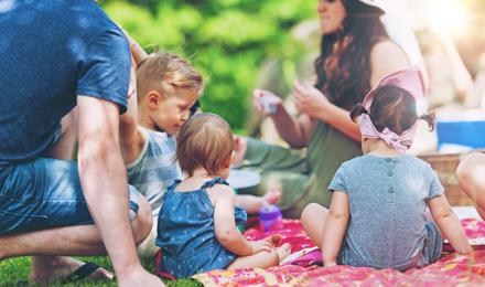 5 фантастичниидеи за семеен пикник