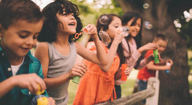 5 веселых игр для всей семьи
