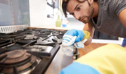 főzőlap tisztítása hogyan