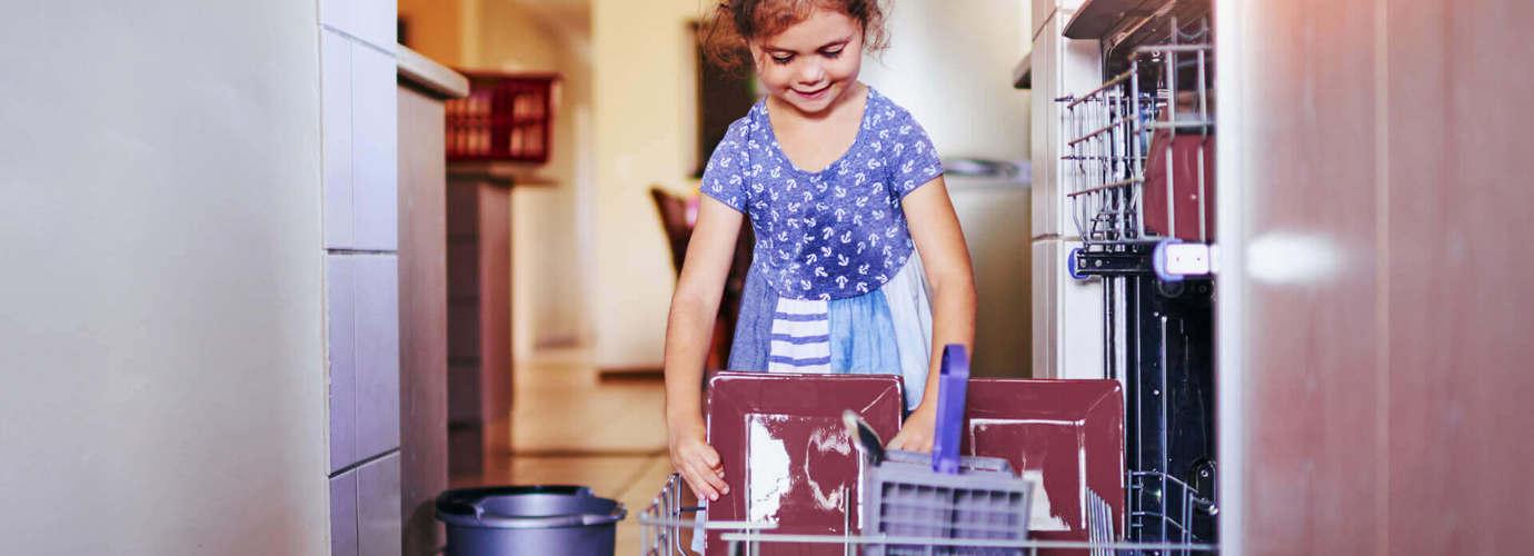 mosogatógép tisztítása hogyan