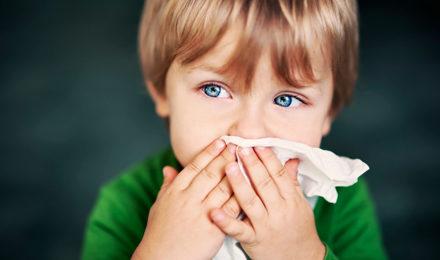Як боротися з алергією на пил