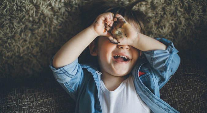 Έξι διασκεδαστικά εκπαιδευτικά παιχνίδια για παιδιά δύο ετών