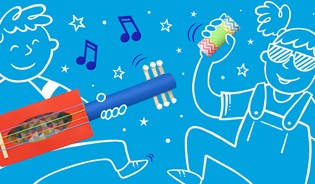 instrumente muzicale handmade