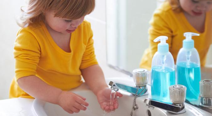 6 pravila lične higijene za decu