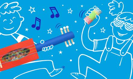 Domaća Izrada Glazbeni Instrumenti