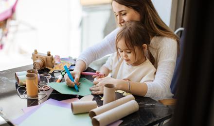 Поделки из втулок от туалетной бумаги своими руками: делаем фигурки милых животных вместе с детьми