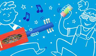 Napravi Muzicki Instrument
