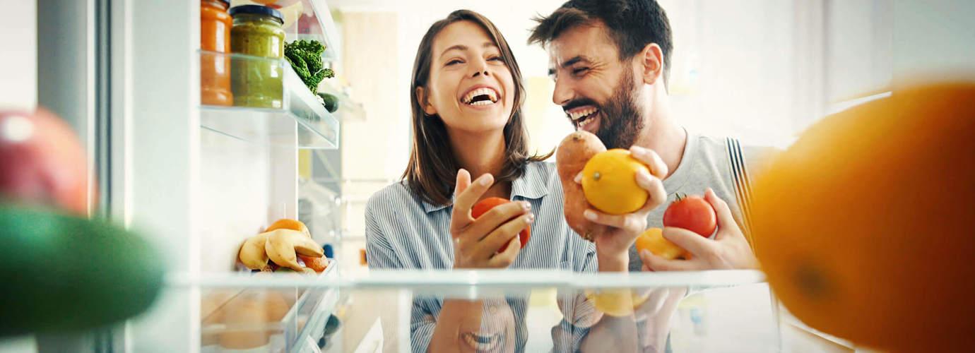 7 Tipps zur Organisation Ihres Kühlschranks