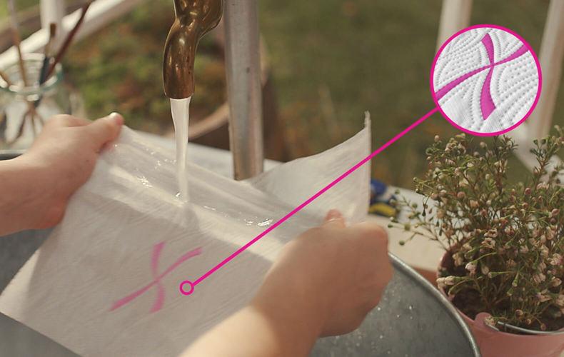 Upijajući kuhinjski papirnati ručnici s Power-X jastučićima