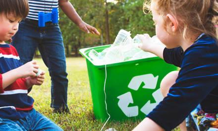 Мы стремимся уменьшить наше воздействие на окружающую среду