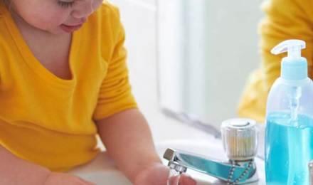 Șase reguli de igienă personală pentru copii