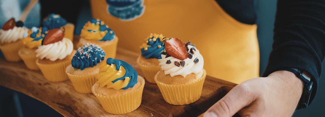 Cupcake Rezept: Schnell gemacht und auch zuckersüß fürs Auge!