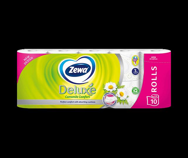 Naš najmekši toalet papirsa novom generacijomupijajućih jastučića*
