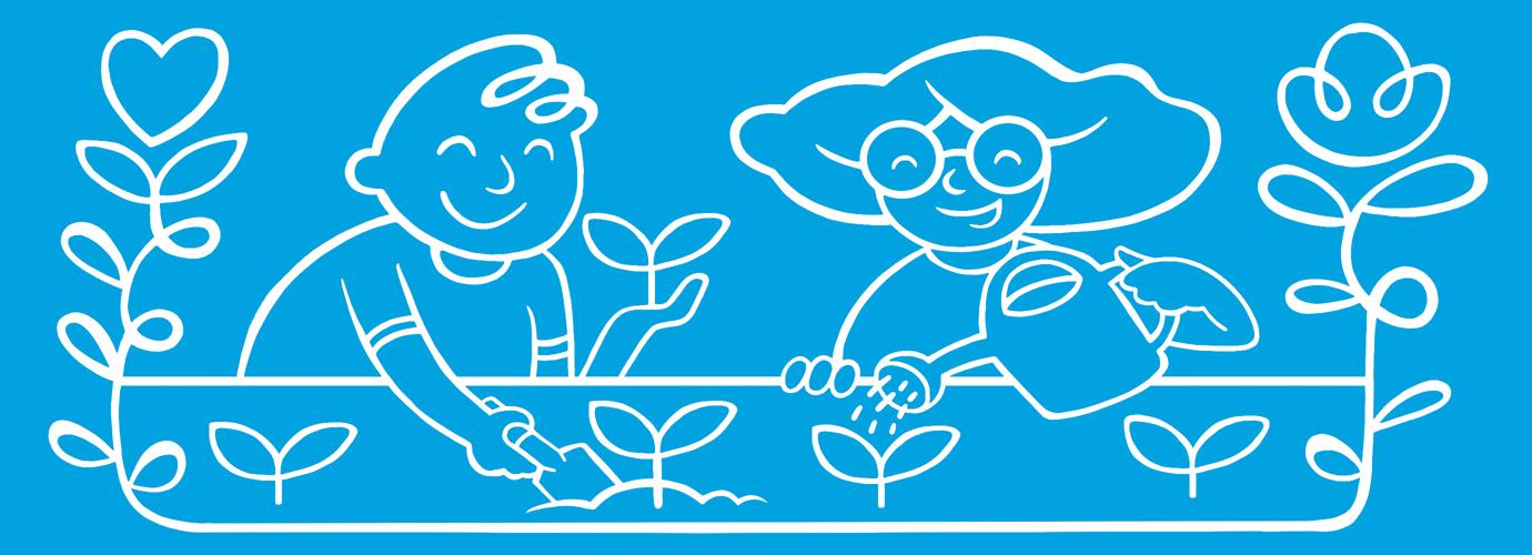 Kertészkedési tippek gyerekeknek