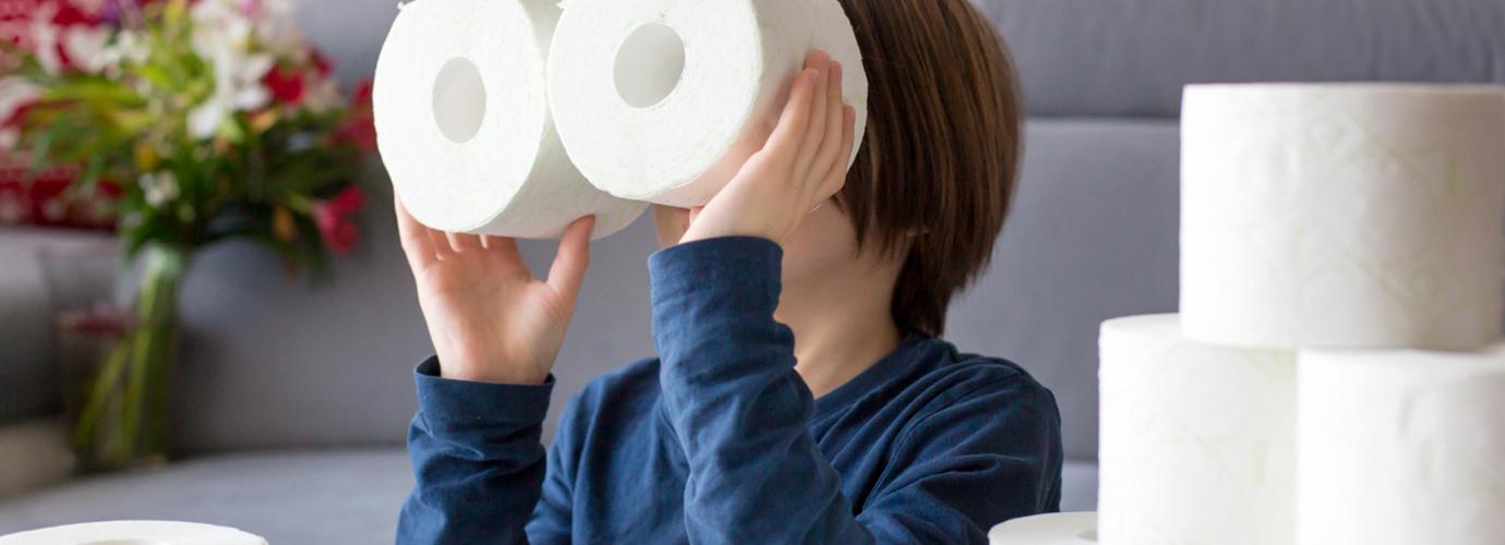 как делают туалетную бумагу