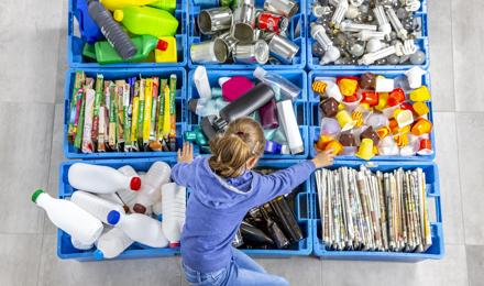 как перерабатывают пластик
