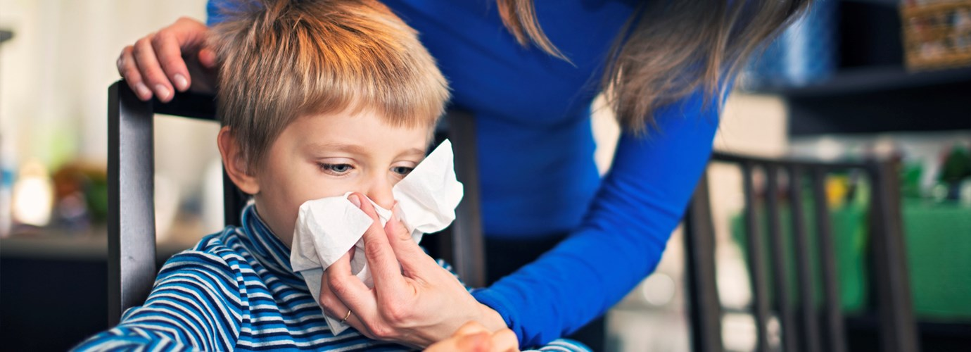 Így akadályozd meg a megfázás terjedését otthon