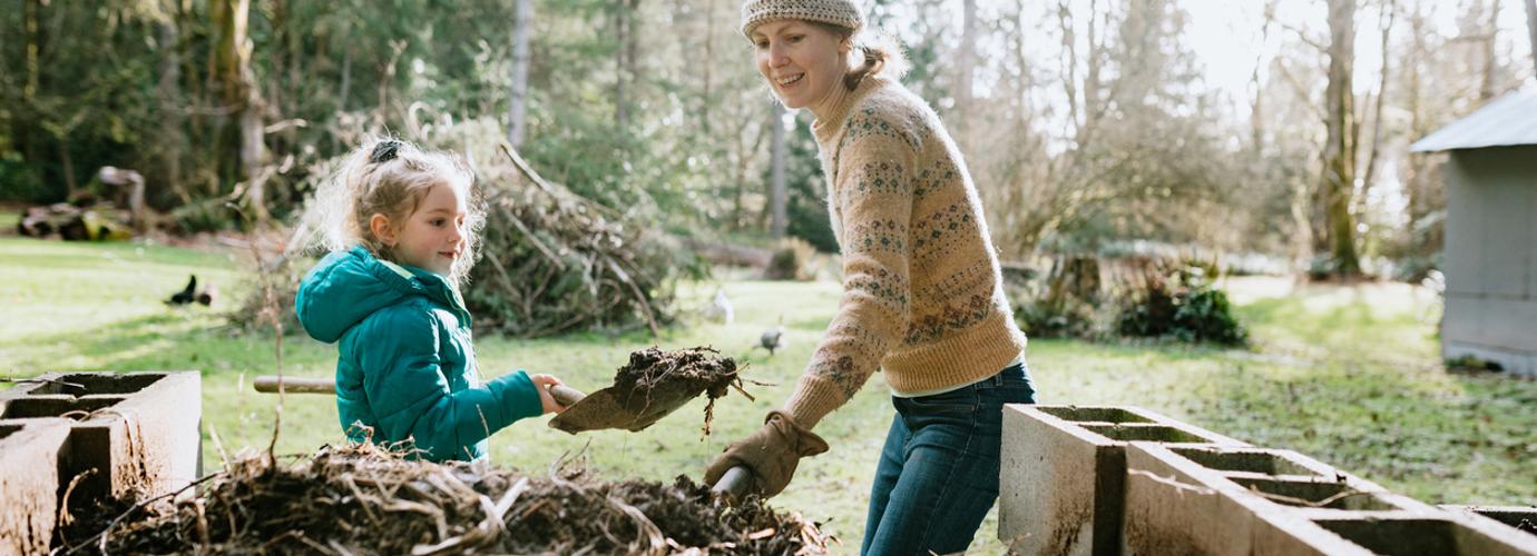Co znamená kompostování a jak funguje?