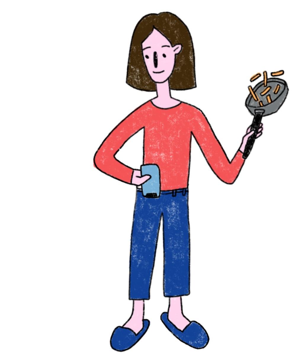 Вы — мама, для которой домашние дела не главное