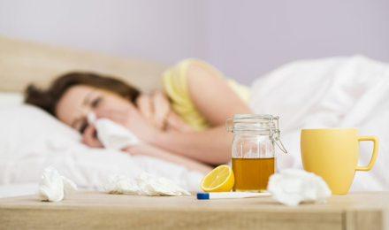 Народные средства от насморка