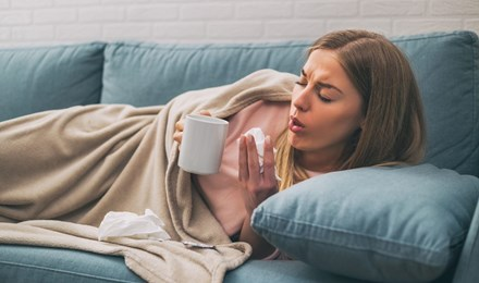 Что делать, если кашель не проходит