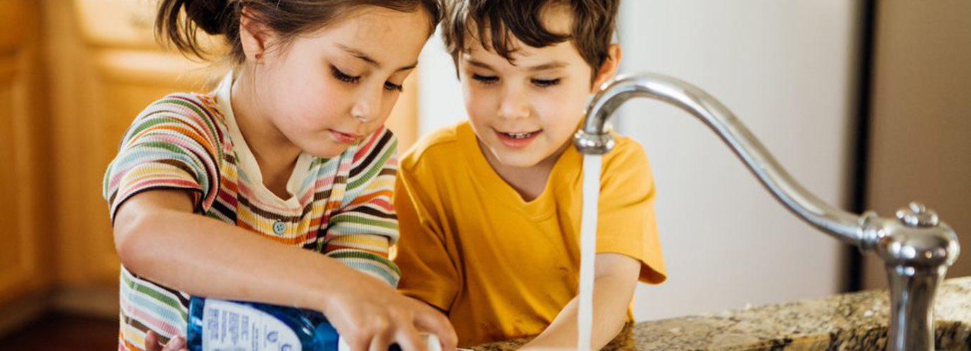 Как составить список домашних дел для детей