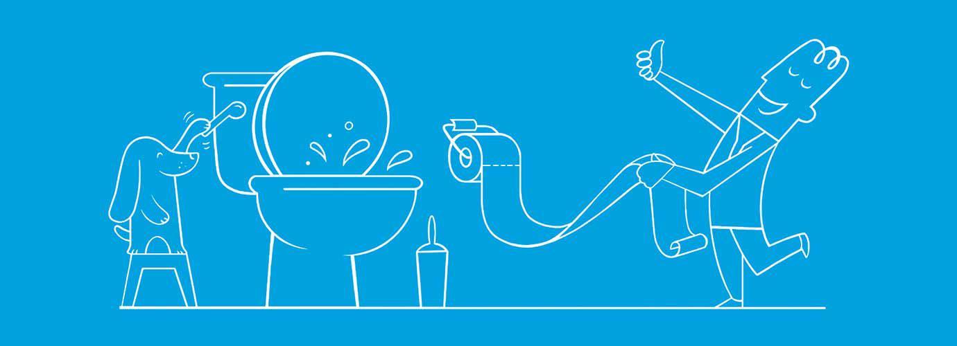 10 правил гигиены в туалете