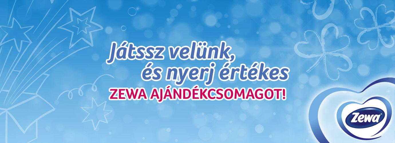 A Zewa Magyarország FB oldalán folytatott posztjáték hivatalos játékszabályzata