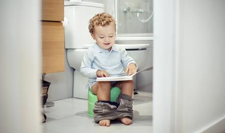 6 tanács a kisfiúk bilire szoktatásához