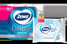 Туалетний папір Zewa