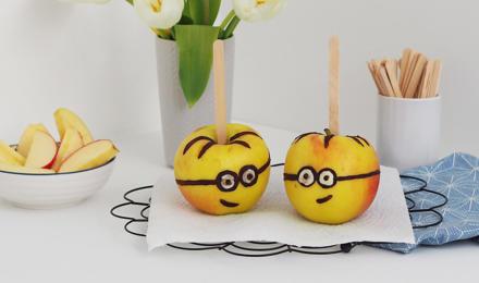 Minions-Äpfel