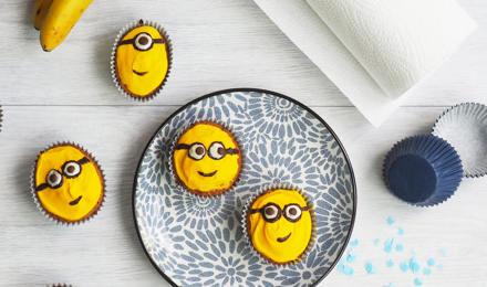 Minion-Muffins