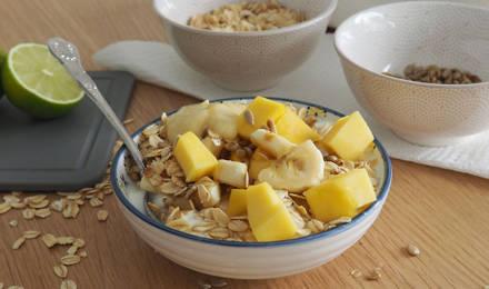 Fitmacher-Frühstück
