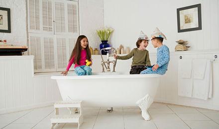Így takarítsd ki a fürdőszobád maximum 30 perc alatt