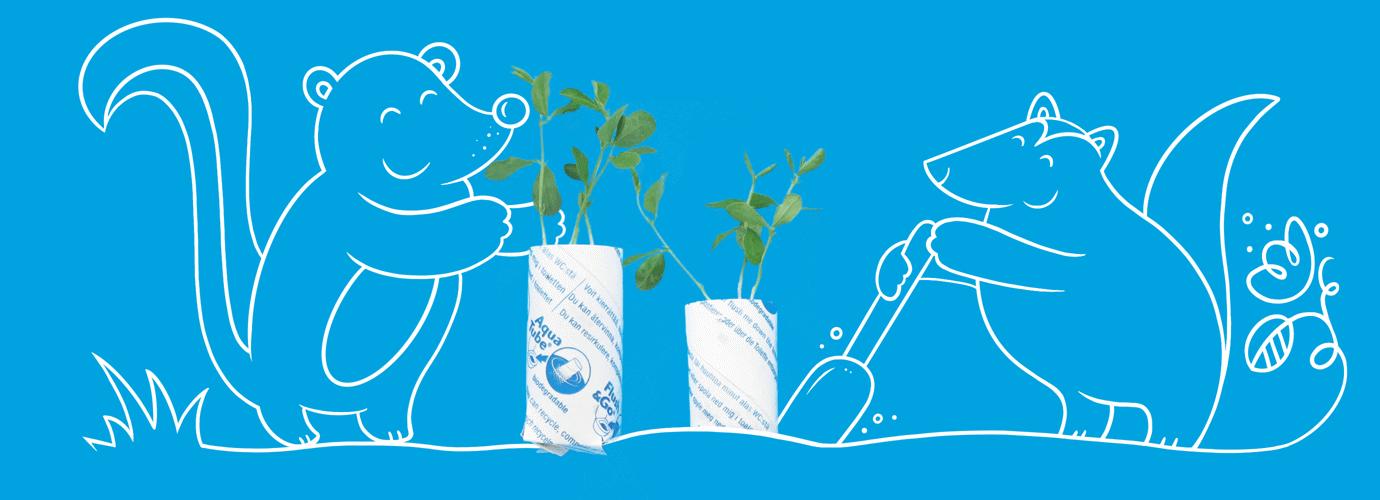 udělejte si biologicky odbouratelný květináč pro pěstitele grapů