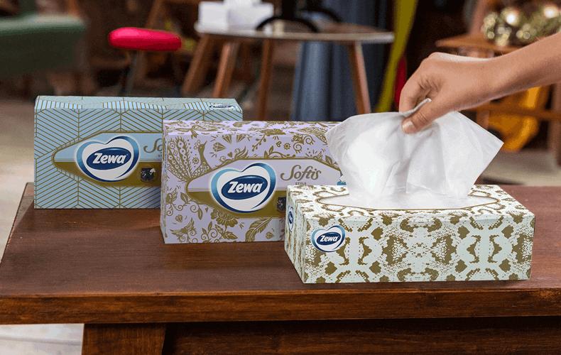 Trendi dizajni dekorativne kutije za maramice