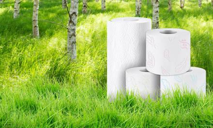 Elkötelezettek vagyunk abban, hogy csökkentsük a káros környezeti hatásainkat