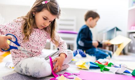 Einfache Tier-Origami Anleitungen für Kinder