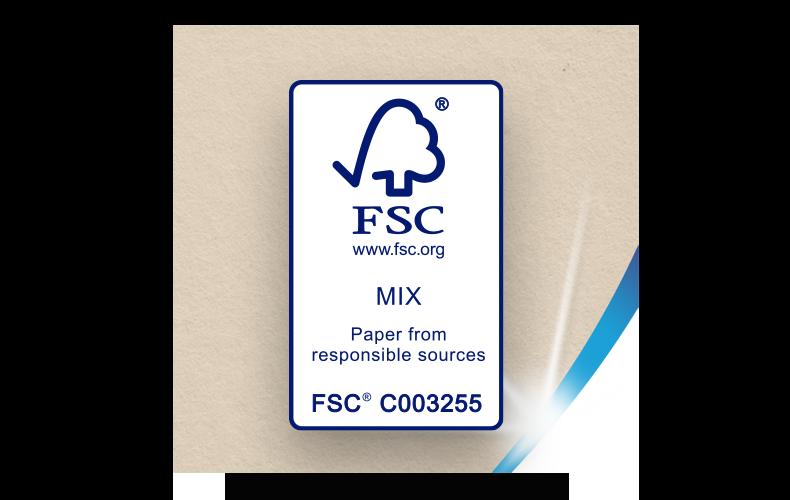 FSC® сертифицирани продукти
