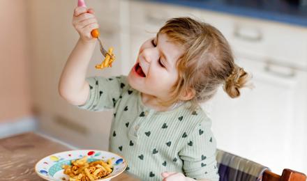 Νόστιμα και θρεπτικά γεύματα για παιδιά μικρής ηλικίας
