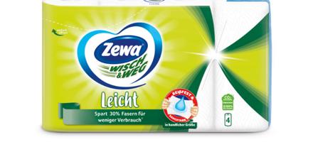 Neu: Zewa W&W Leicht