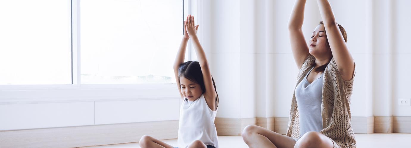 Άσκηση στο σπίτι για τα παιδιά