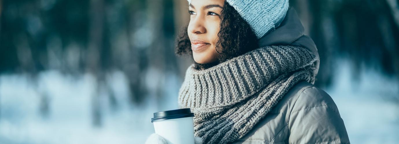 Прогулка в холодный день? Как не замерзнуть зимой на улице